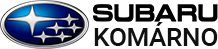 SUBARU KOMÁRNO Logo